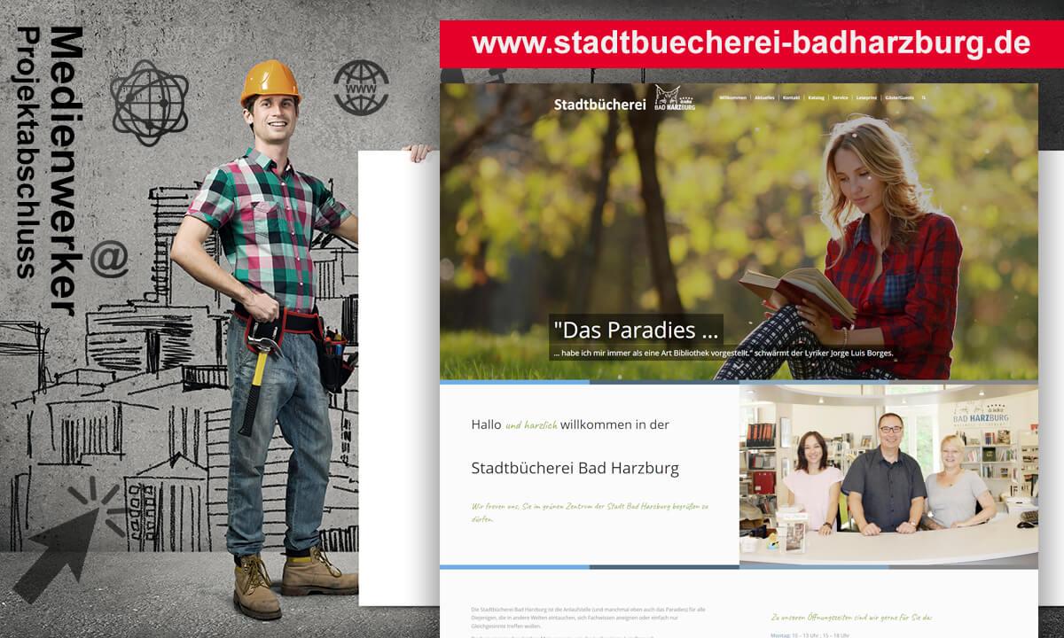 Medienwerker-Projektabschluss-2019-Stadtbuecherei-Bad-Harzburg