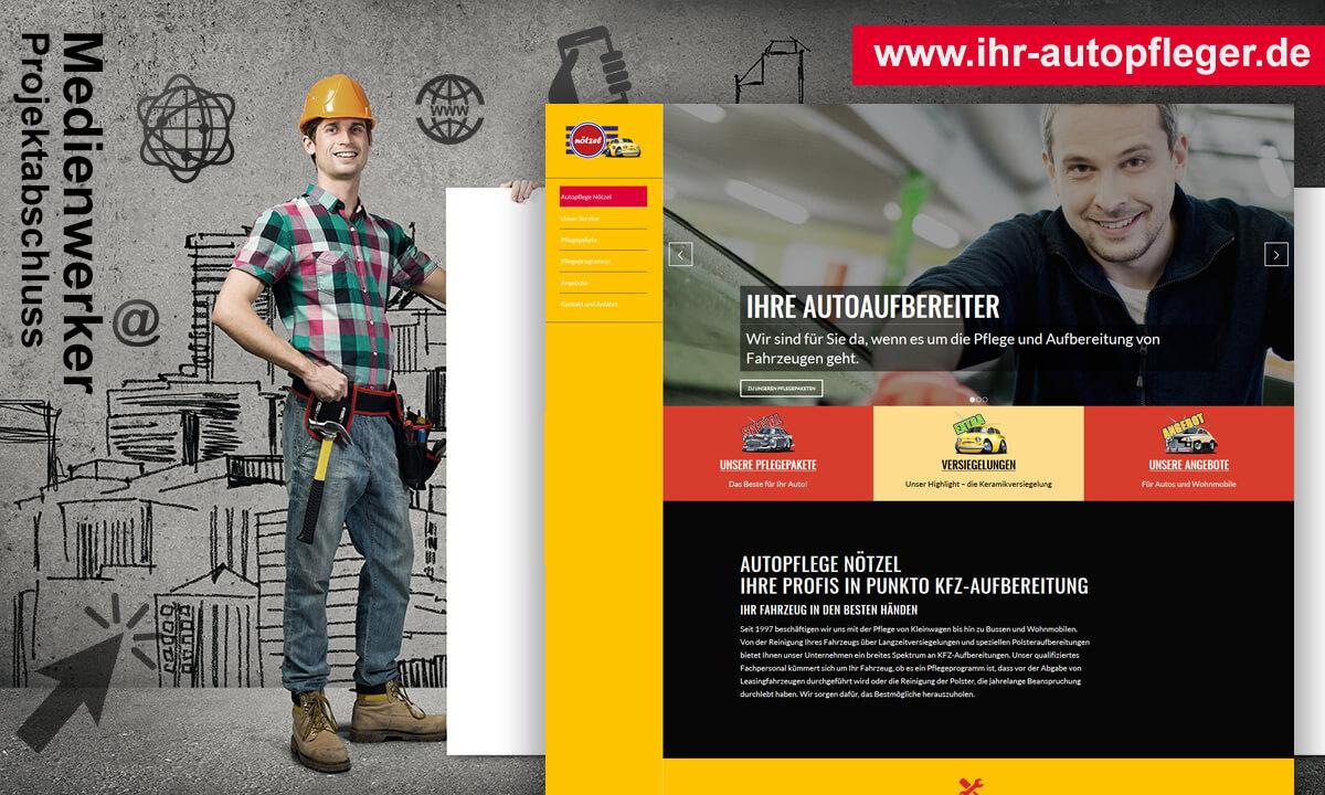 Medienwerker-Projektabschluss-2019-Autopflege-Noetzel-Ihr-Autopfleger